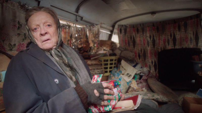 леди в фургоне смотреть онлайн 2015