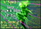 Постер Easy Drum & Bass (123 Кб)
