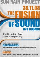 Постер The Fusion of Sound (64 Кб)